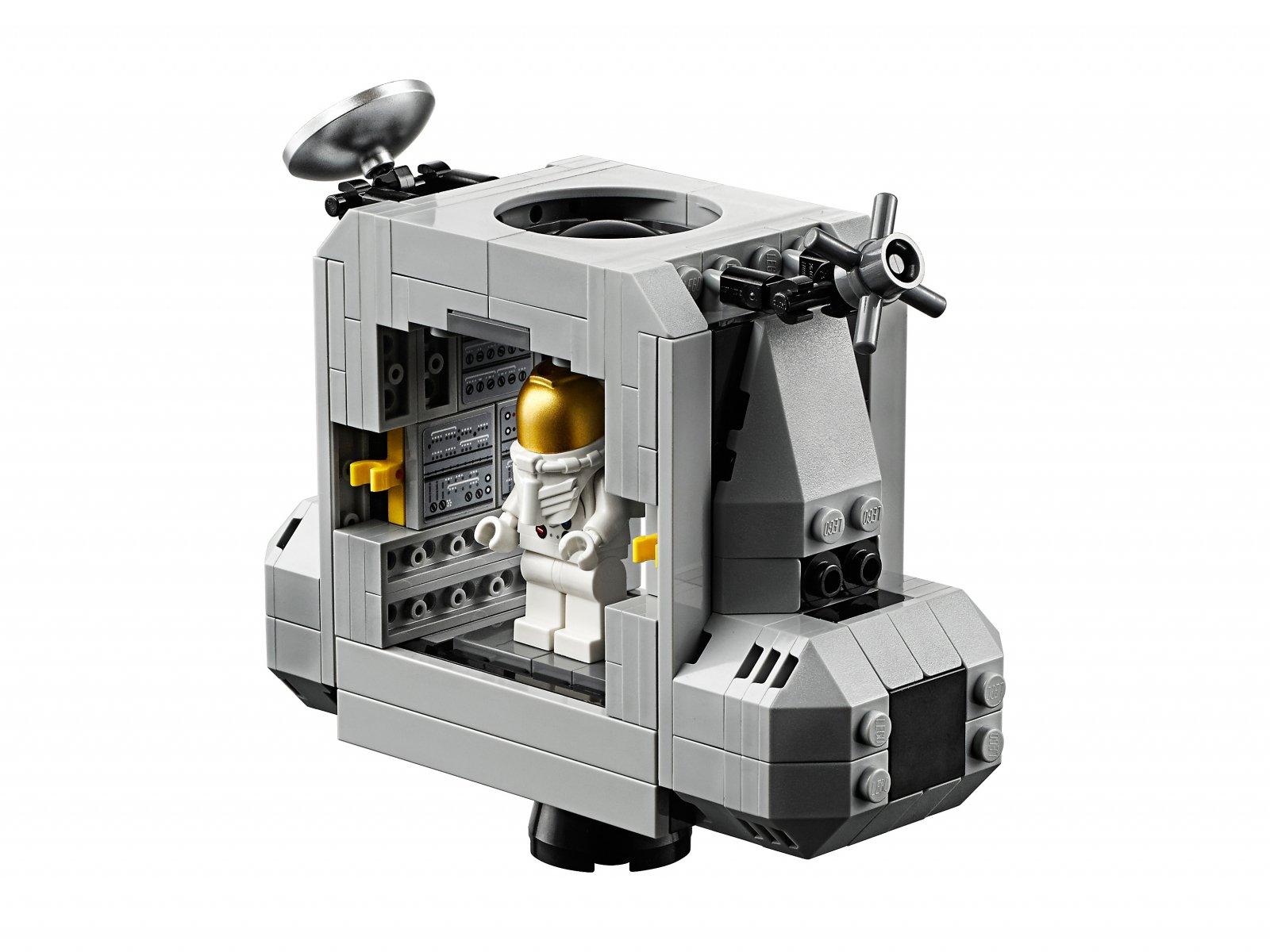 LEGO 10266 Creator Expert Lądownik księżycowy Apollo 11 NASA