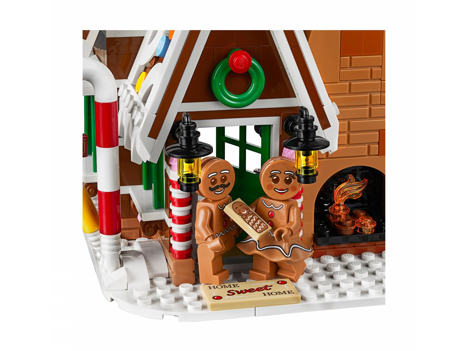 LEGO Creator Expert Chatka z piernika 10267