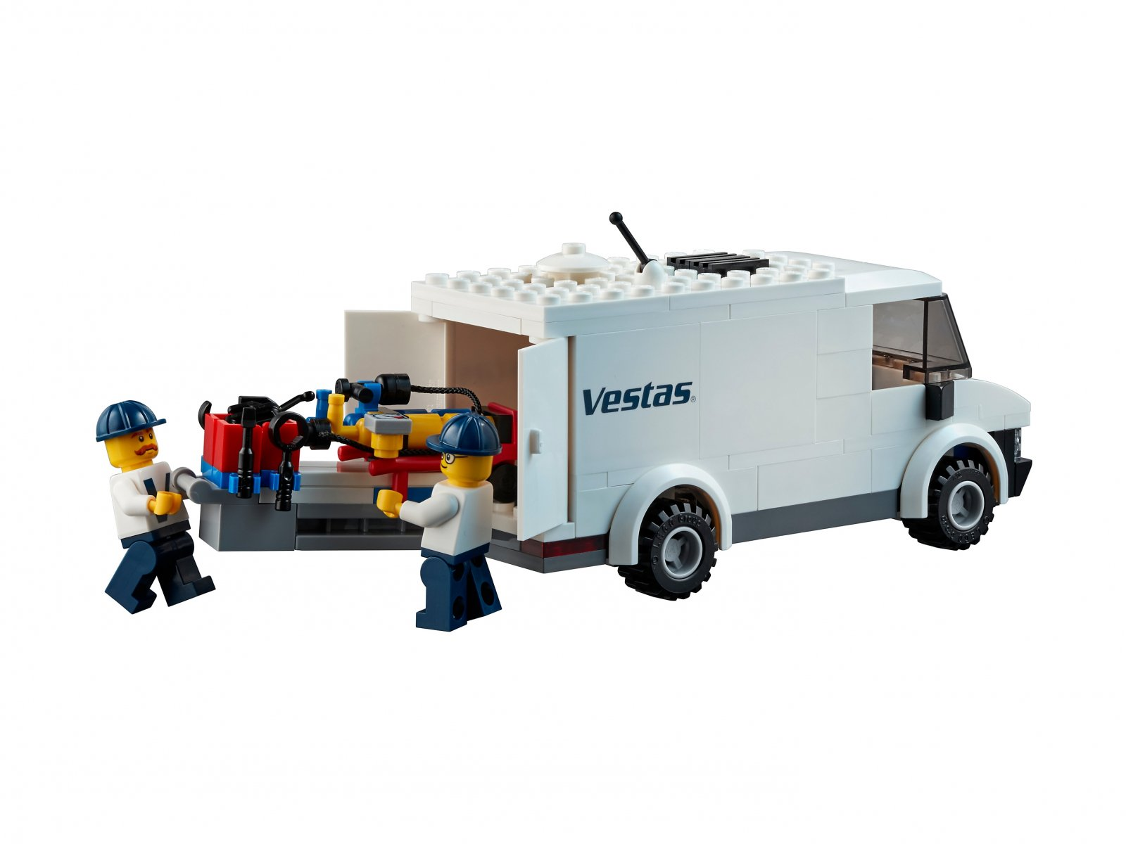 LEGO Creator Expert 10268 Turbina wiatrowa Vestas