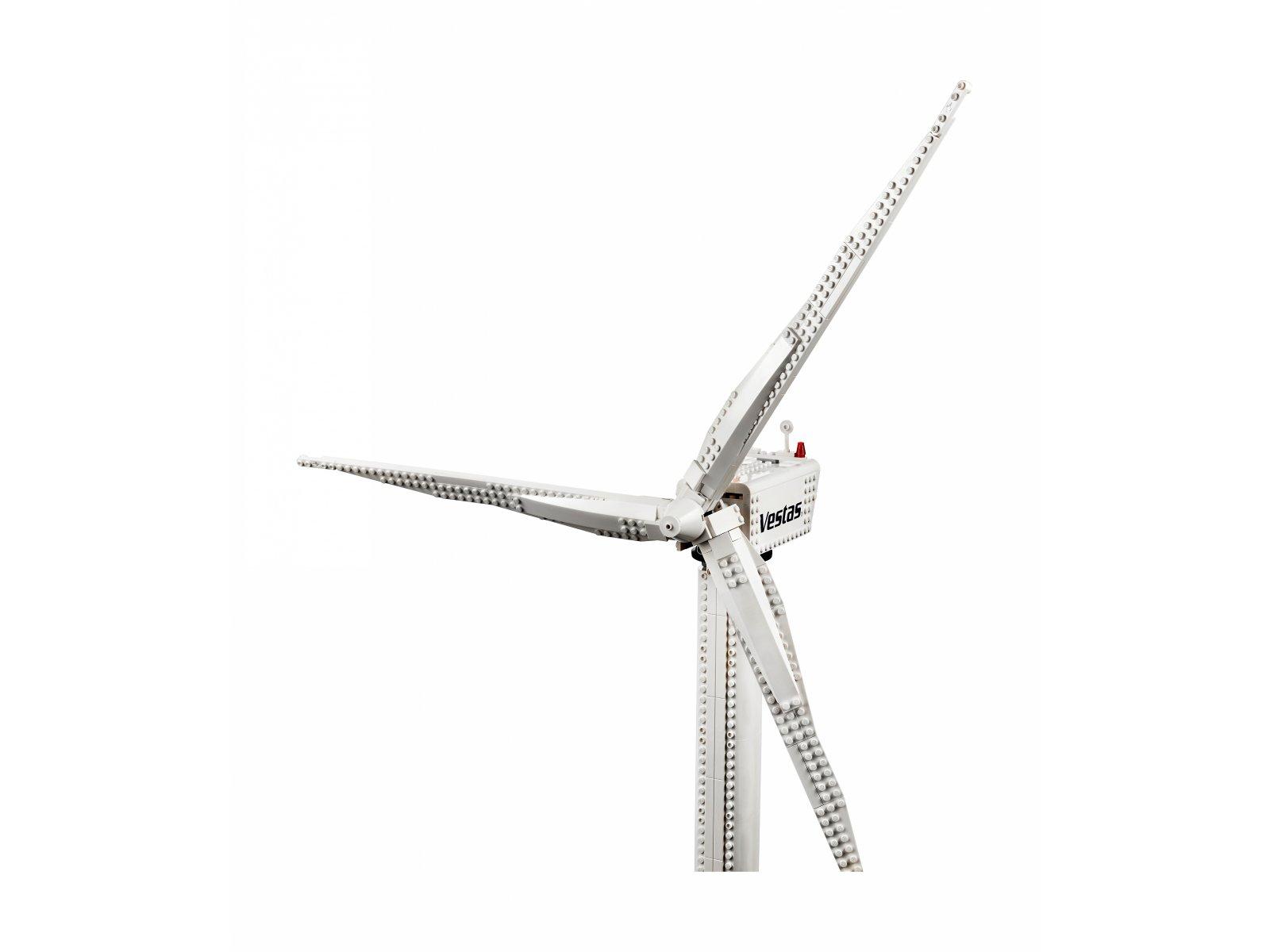 LEGO Creator Expert Turbina wiatrowa Vestas 10268