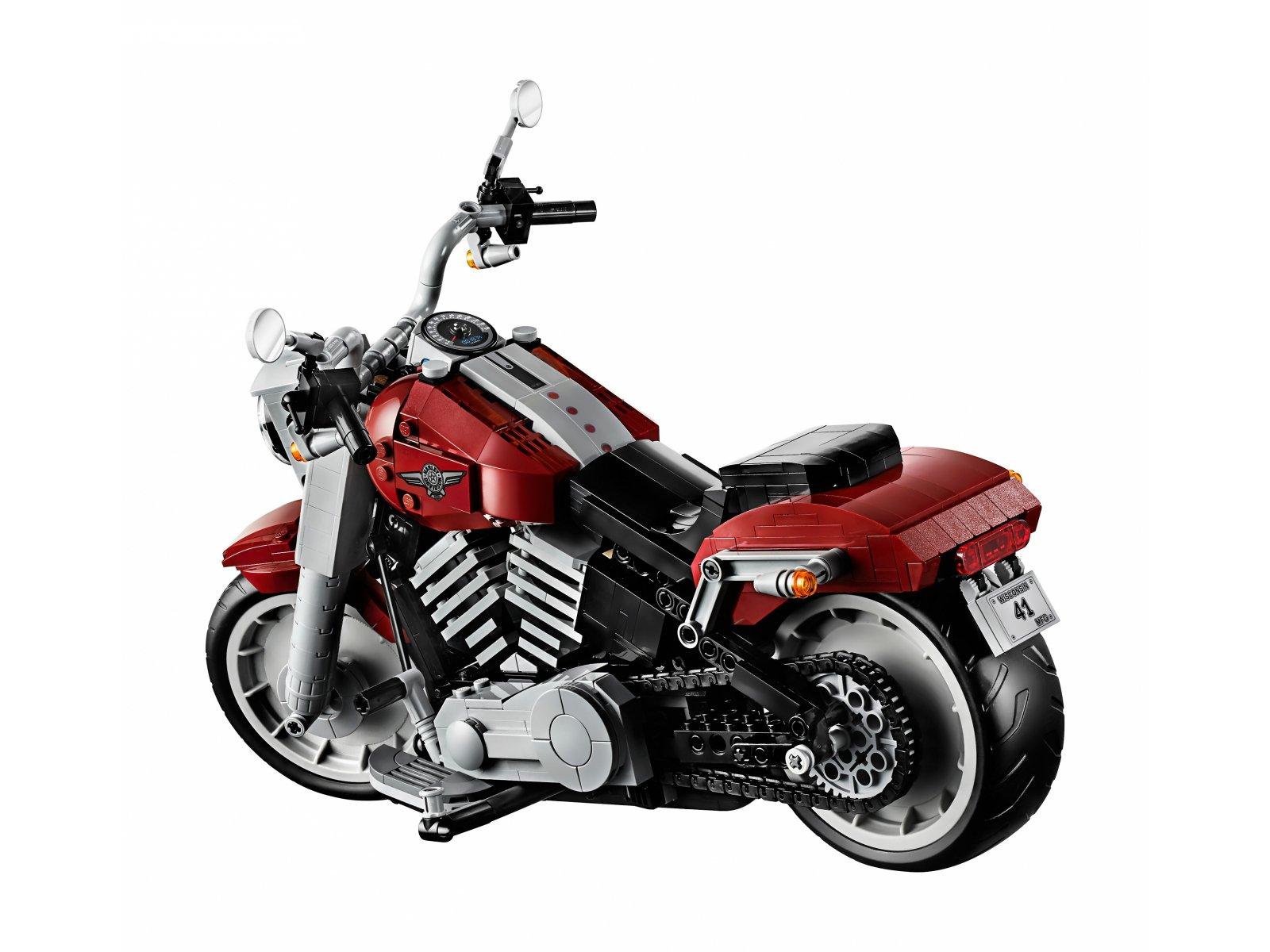 LEGO Creator Expert Harley-Davidson® Fat Boy® 10269