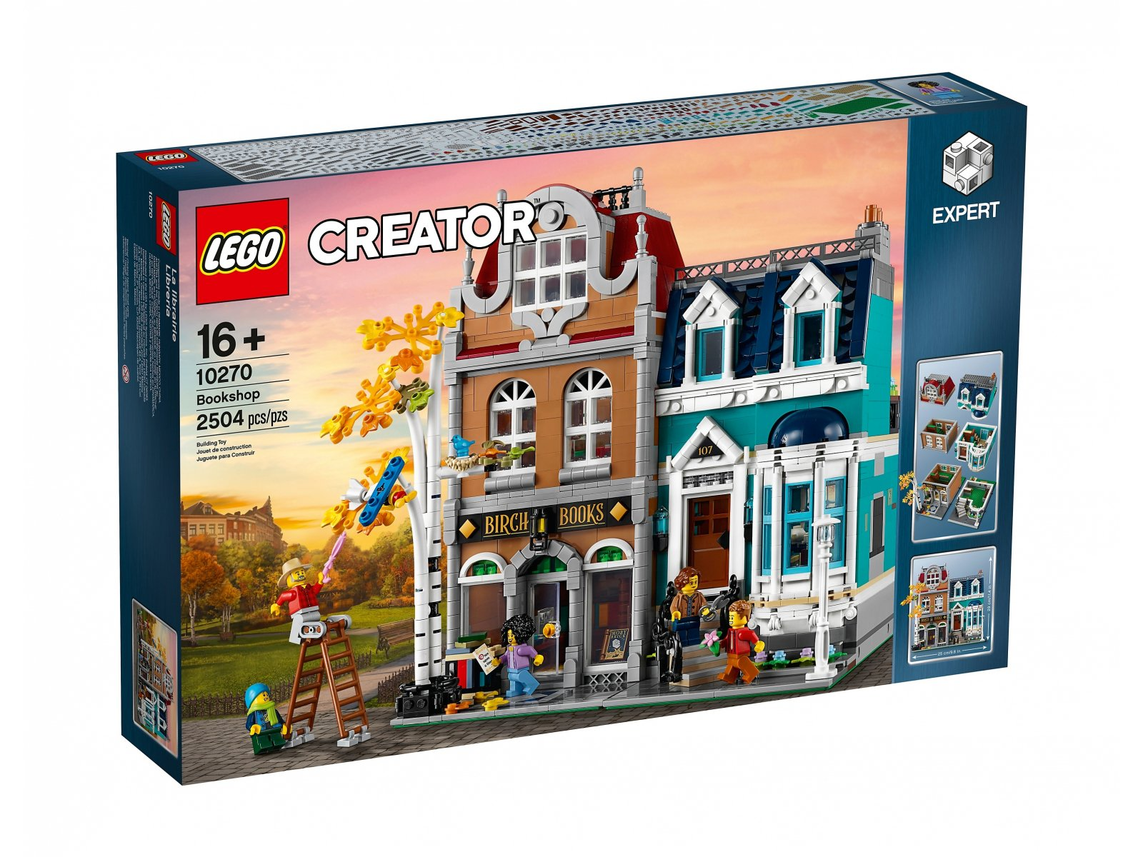 LEGO 10270 Creator Expert Księgarnia