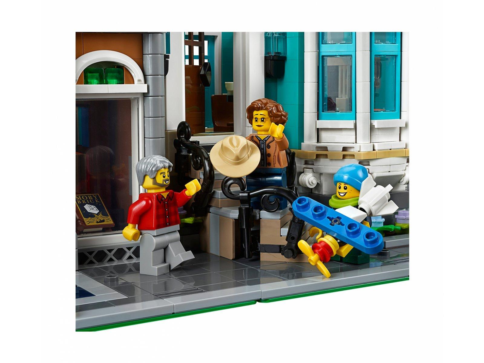 LEGO Creator Expert Księgarnia 10270