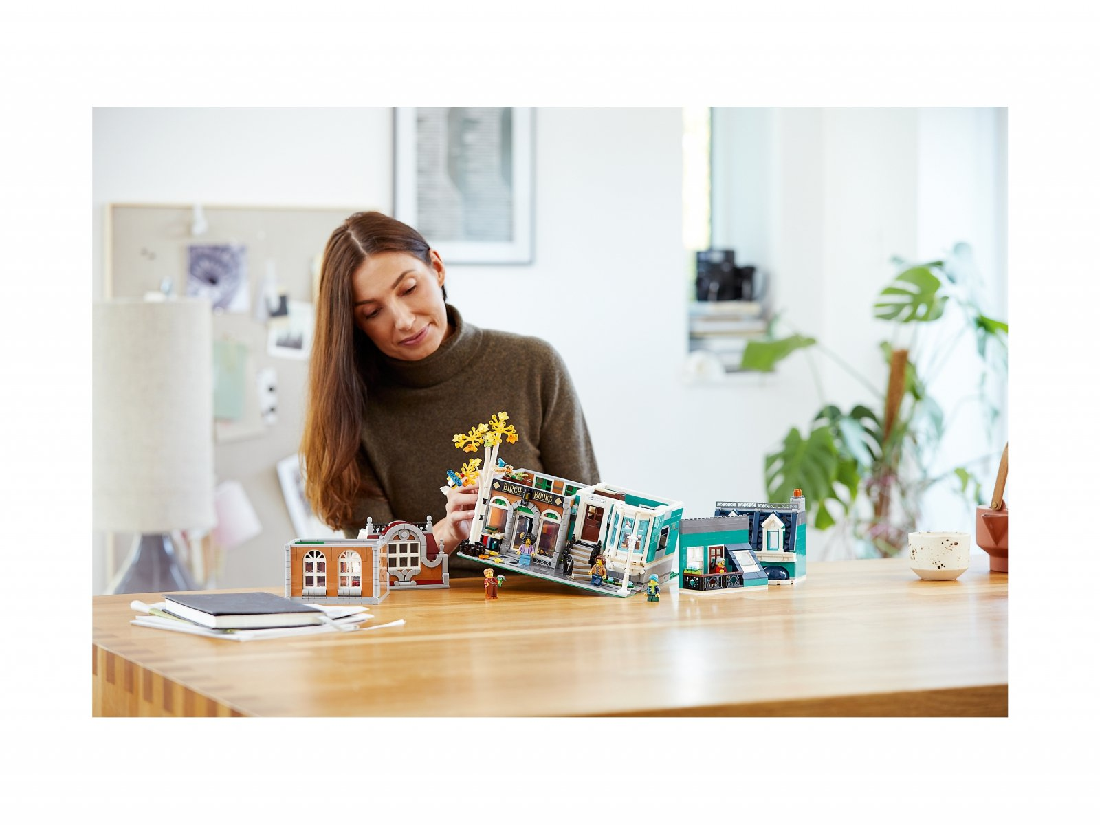LEGO Creator Expert 10270 Księgarnia