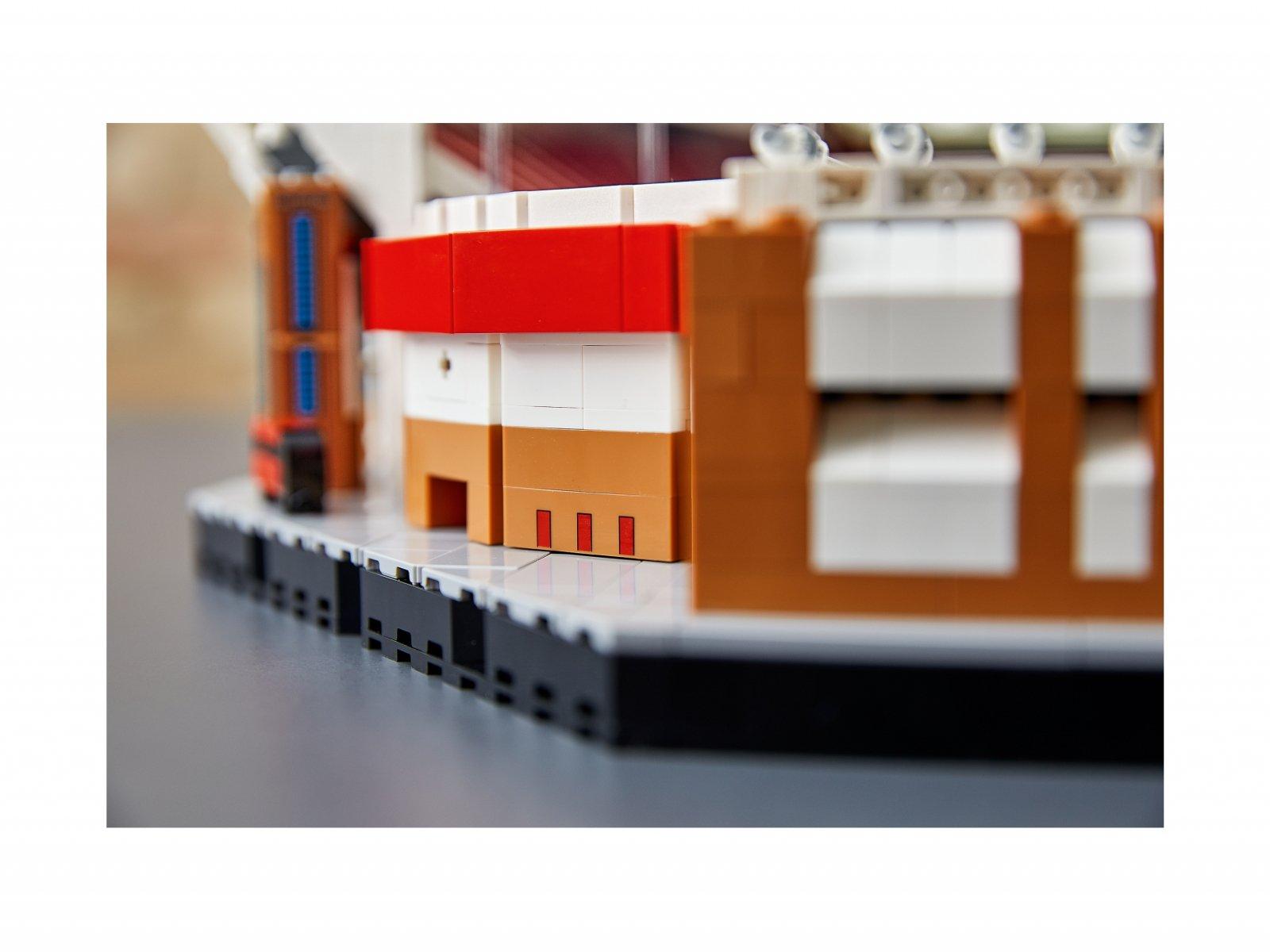 LEGO 10272 Creator Expert Old Trafford - Manchester United