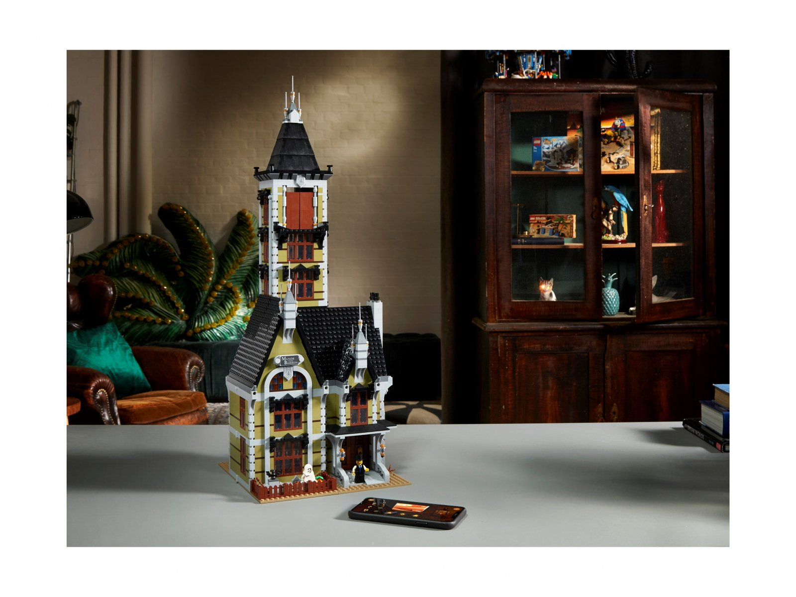 LEGO Creator Expert 10273 Dom strachu