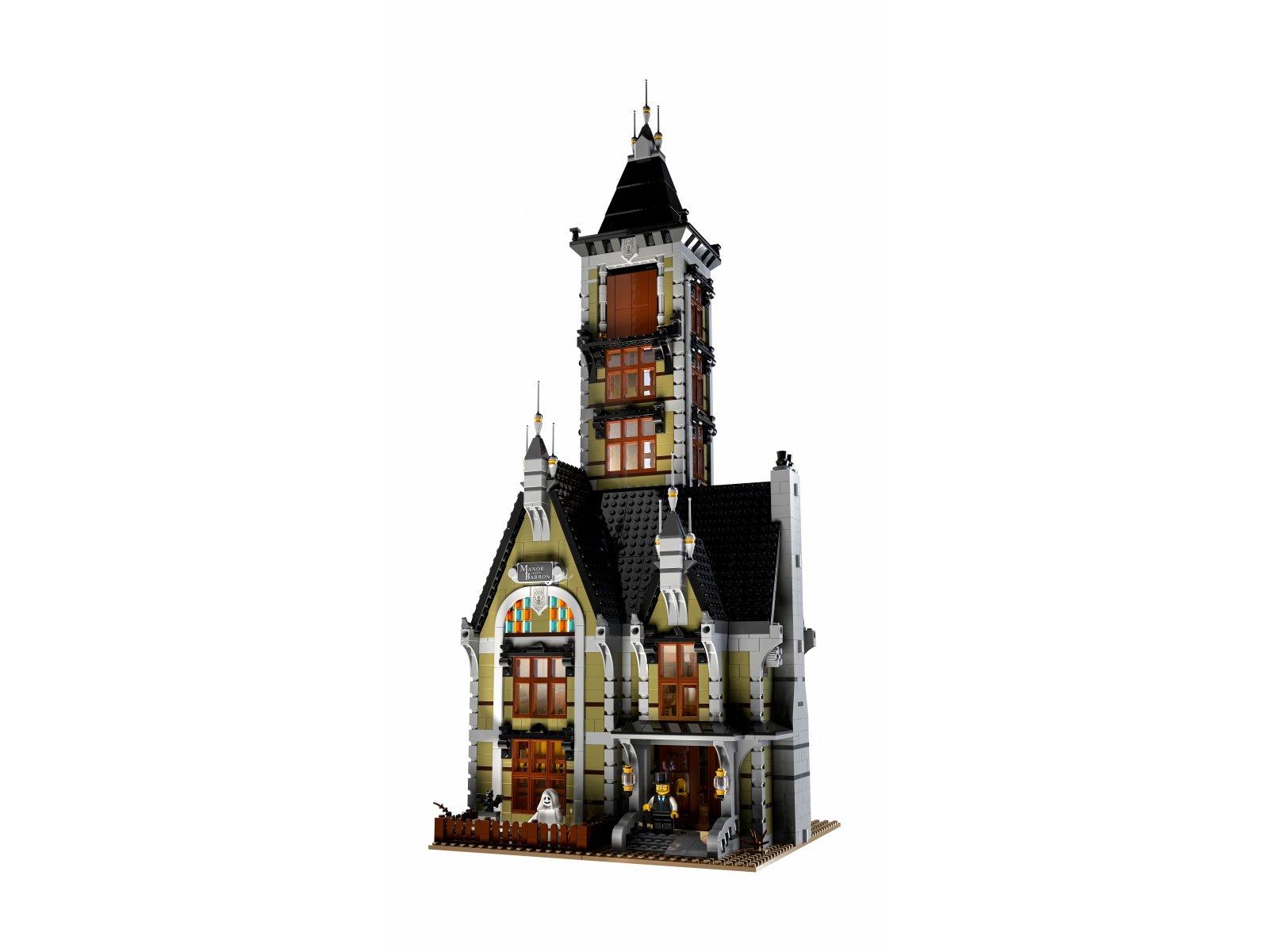 LEGO 10273 Creator Expert Dom strachu