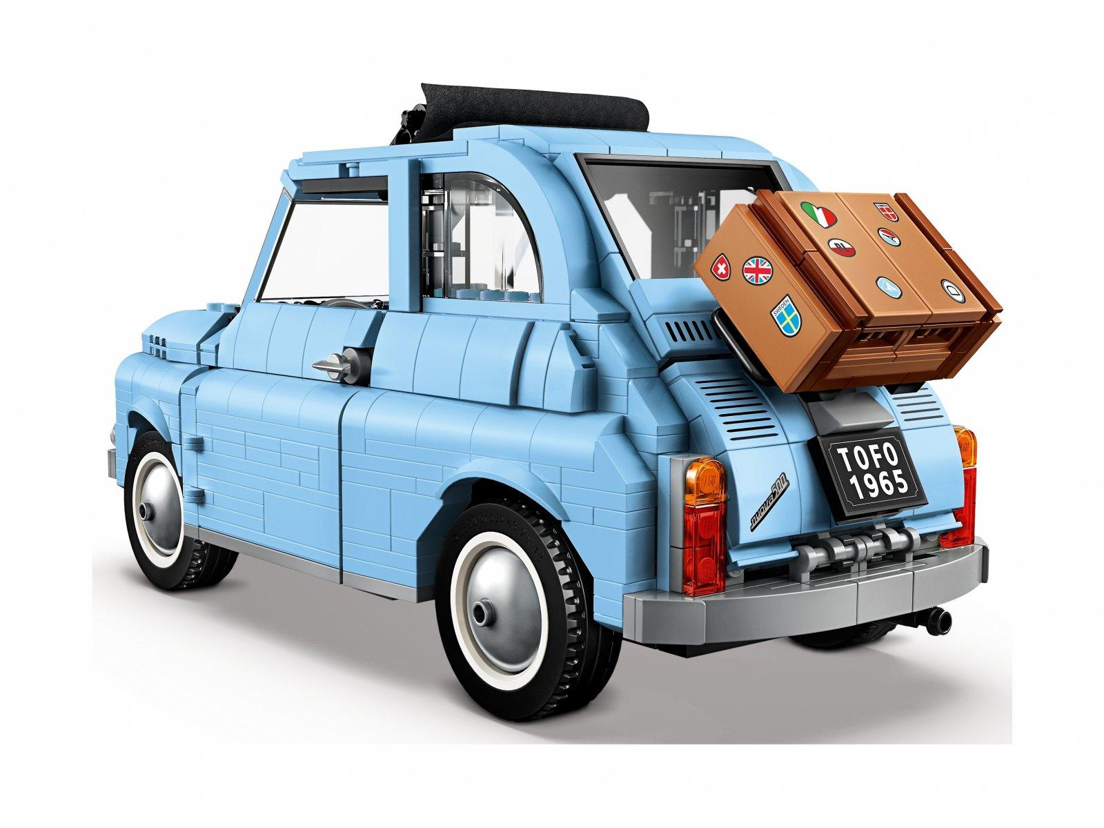 LEGO 77942 Creator Expert Fiat 500