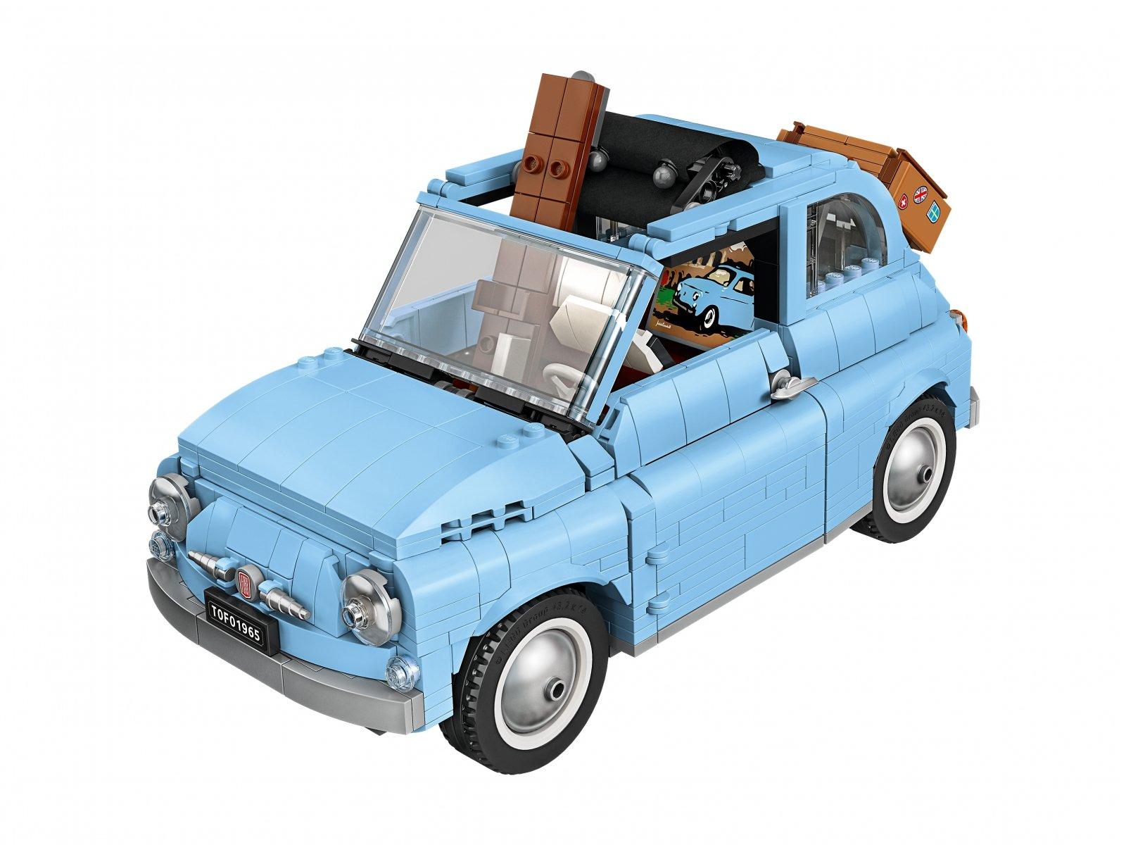 LEGO Creator Expert Fiat 500 77942