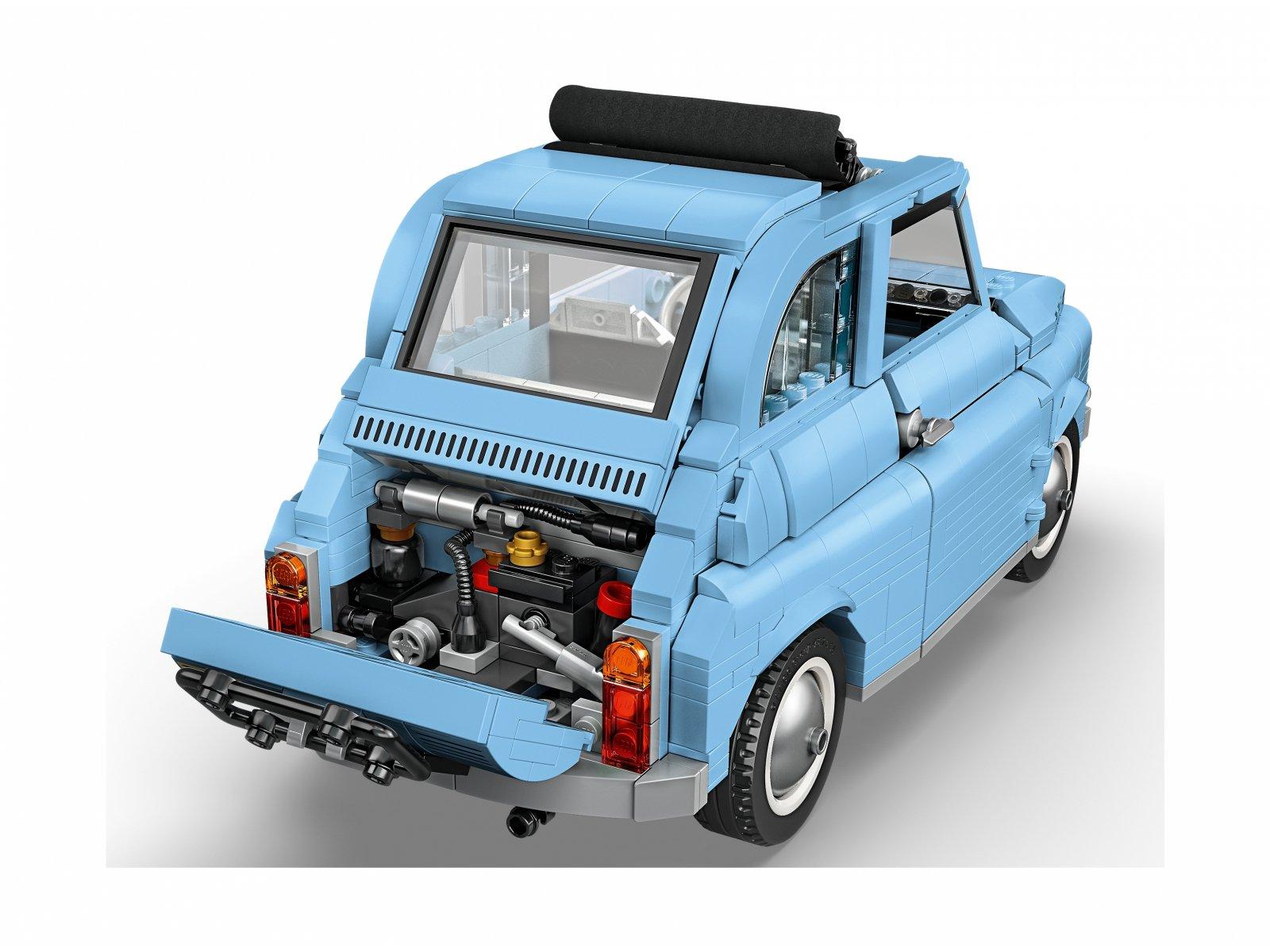LEGO Creator Expert 77942 Fiat 500