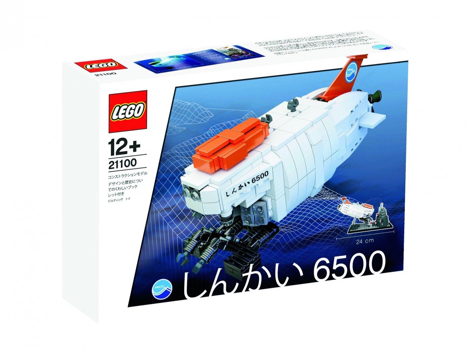 LEGO 21100 Shinkai 6500