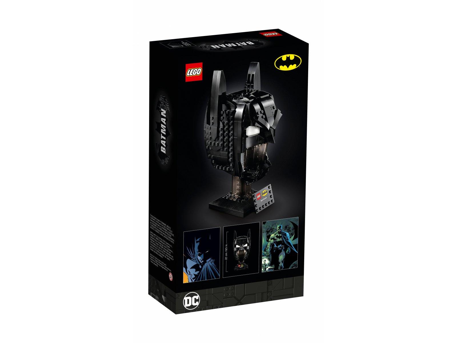 LEGO DC 76182 Maska Batmana™