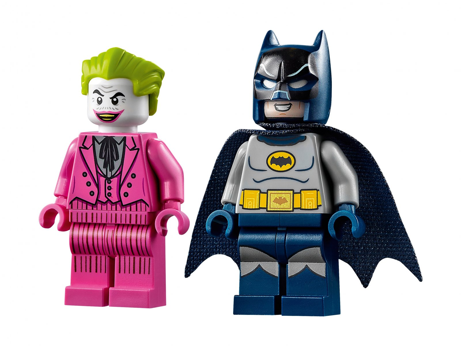 LEGO DC Klasyczny serial telewizyjny Batman™ — Batmobil™ 76188