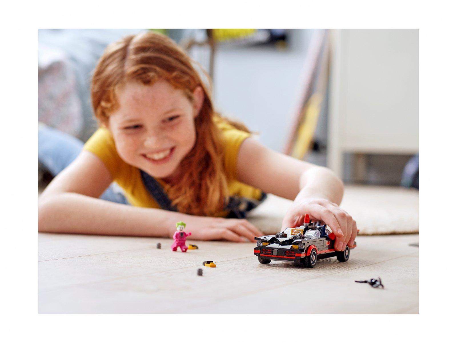 LEGO 76188 DC Klasyczny serial telewizyjny Batman™ — Batmobil™