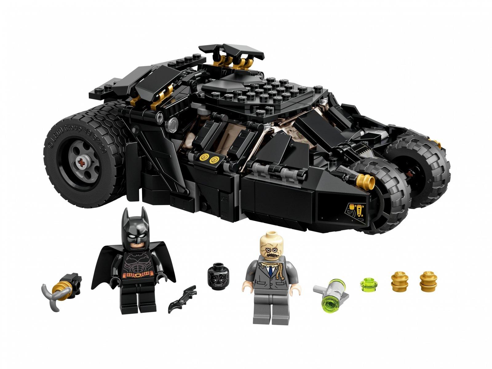 LEGO 76239 DC Tumbler: starcie ze Strachem na Wróble™