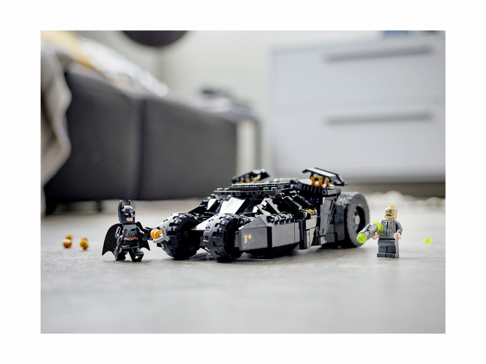 LEGO DC Tumbler: starcie ze Strachem na Wróble™ 76239