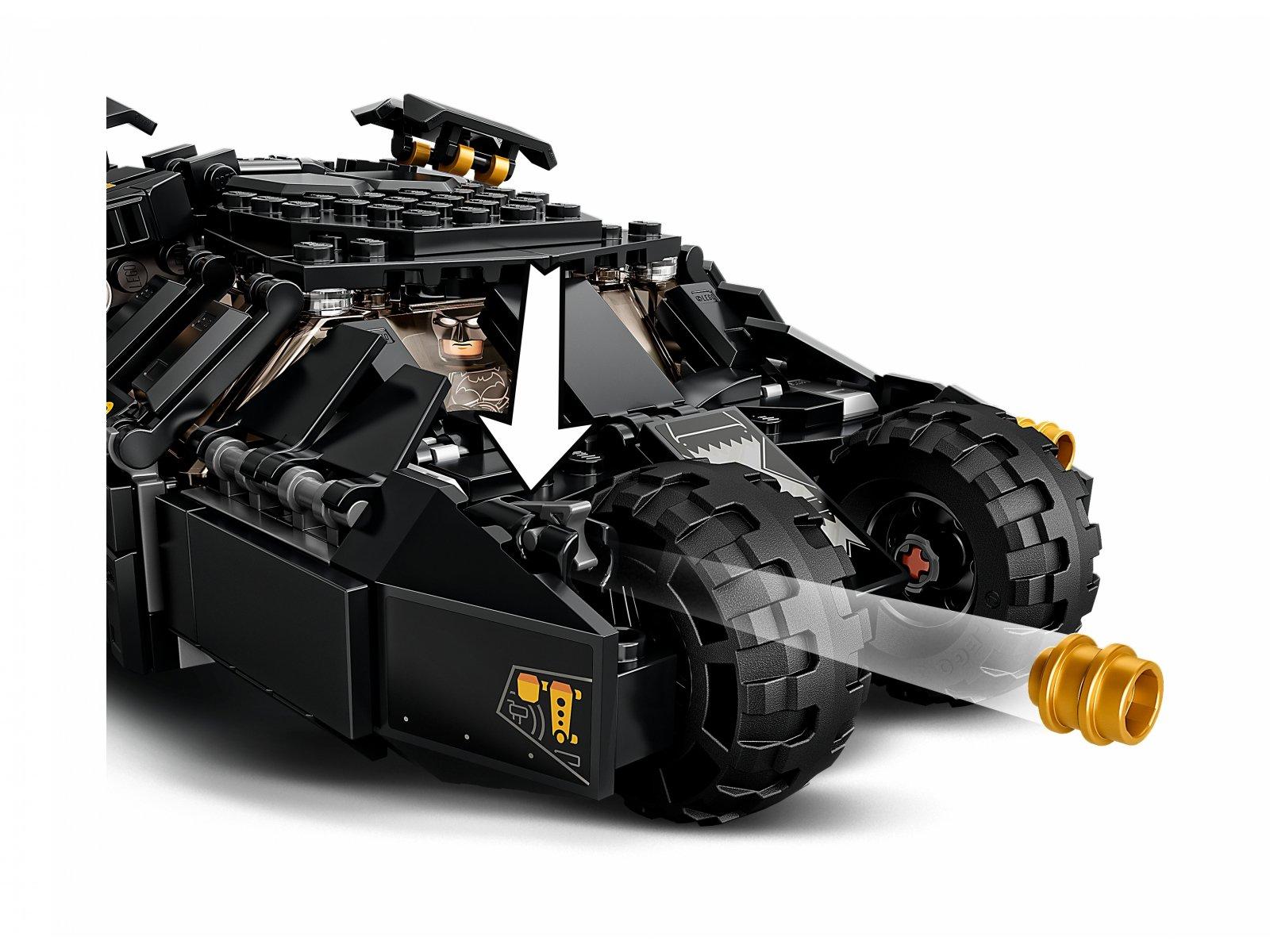 LEGO DC 76239 Tumbler: starcie ze Strachem na Wróble™