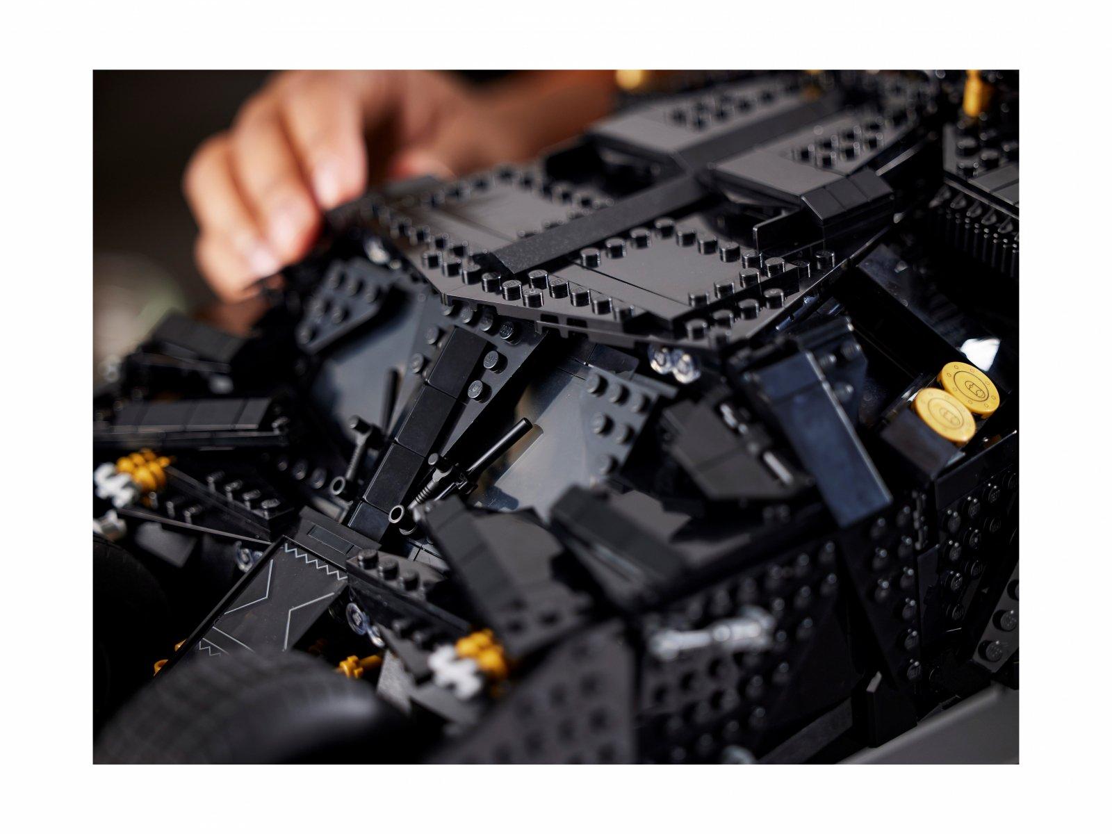 LEGO 76240 Batmobil™ Tumbler