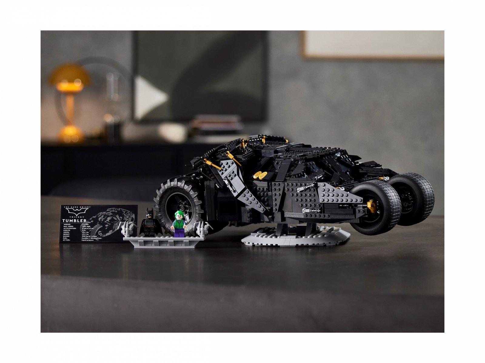 LEGO DC Batmobil™ Tumbler 76240