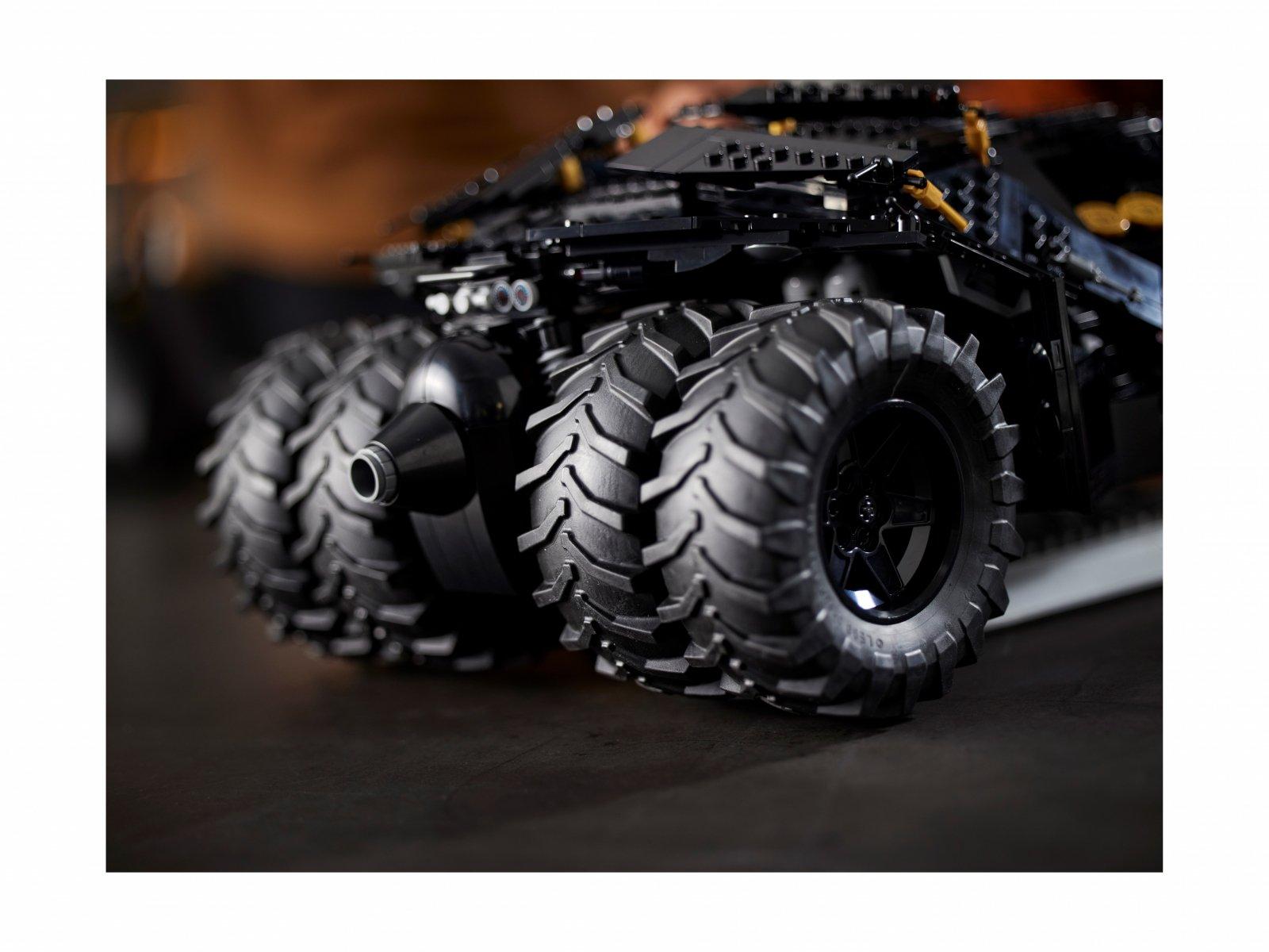 LEGO 76240 DC Batmobil™ Tumbler