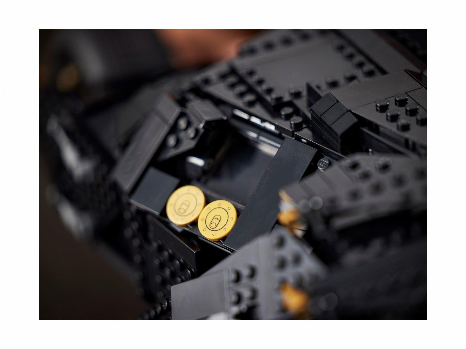 LEGO DC 76240 Batmobil™ Tumbler