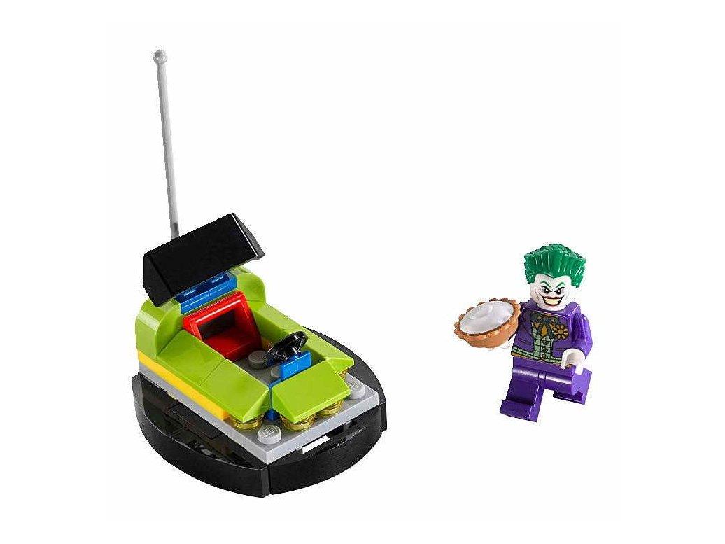 LEGO 30303 DC Comics™ Super Heroes The Joker Bumper Car
