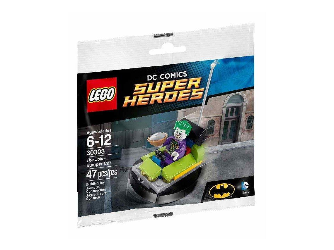 LEGO DC Comics™ Super Heroes The Joker Bumper Car 30303