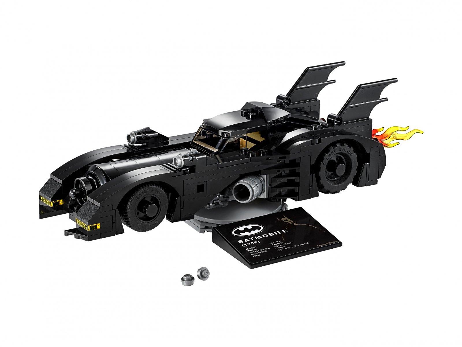 LEGO 40433 DC Comics™ Super Heroes 1989 Batmobile™ - edycja limitowana