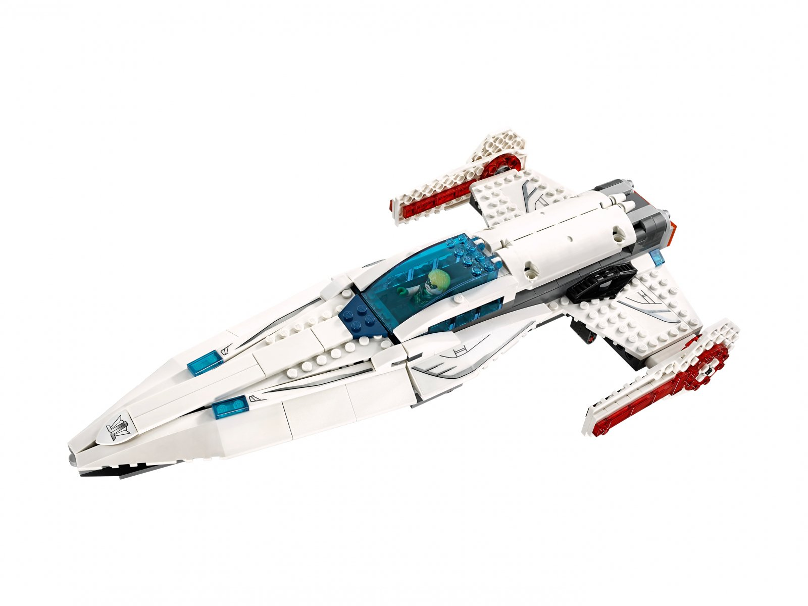 LEGO DC Comics™ Super Heroes Inwazja Darkseida 76028