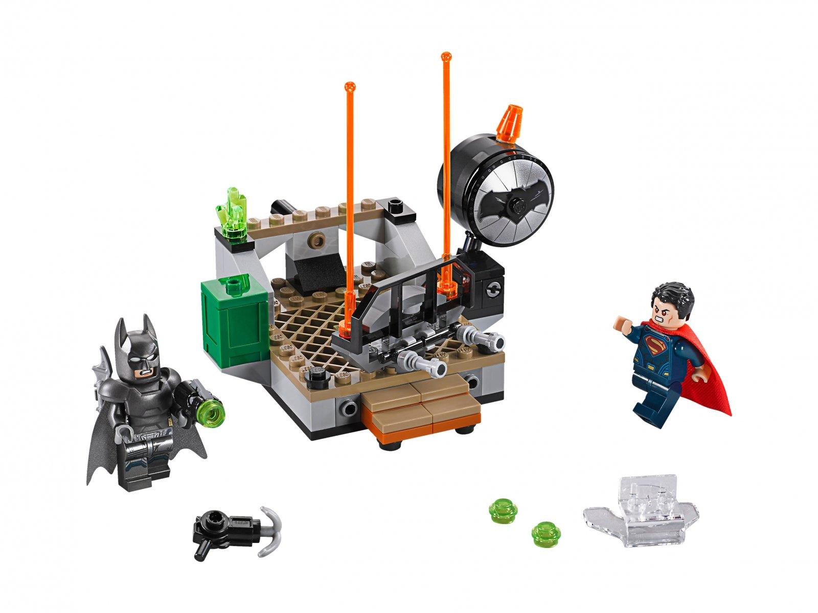 LEGO 76044 DC Comics™ Super Heroes Wyzwanie bohaterów