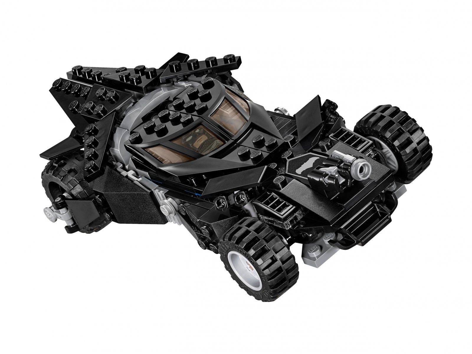 LEGO DC Comics™ Super Heroes 76045 Przechwycenie kryptonitu