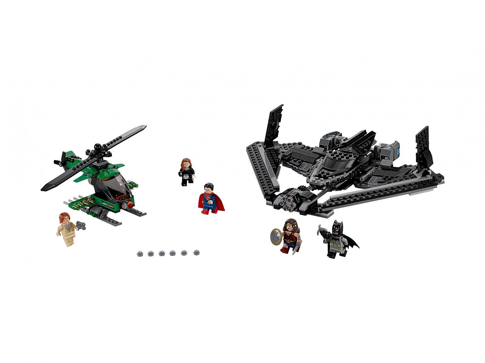 LEGO 76046 DC Comics™ Super Heroes Bitwa powietrzna