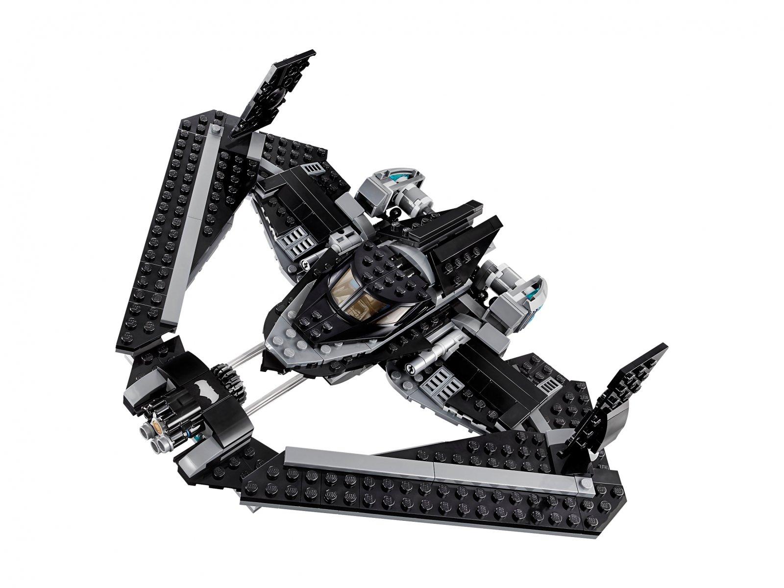 LEGO DC Comics™ Super Heroes 76046 Bitwa powietrzna