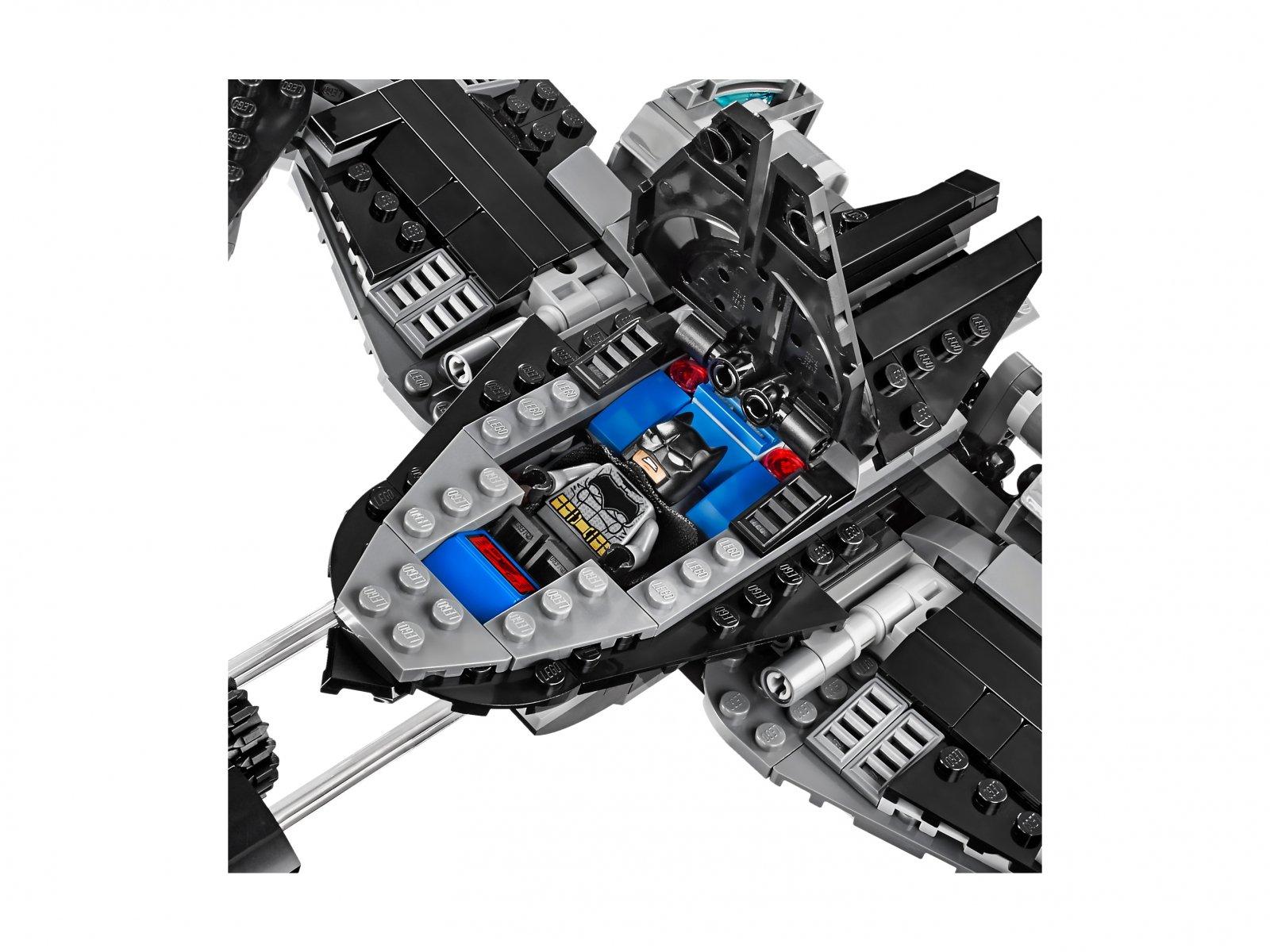 LEGO DC Comics™ Super Heroes Bitwa powietrzna 76046