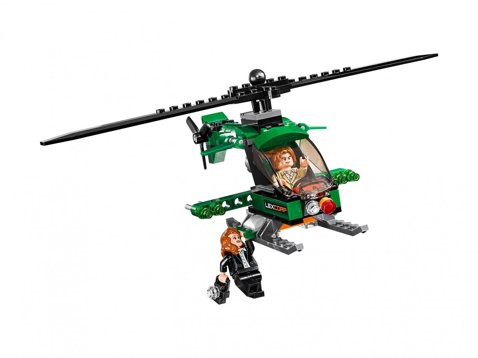 LEGO DC Comics™ Super Heroes Bitwa powietrzna