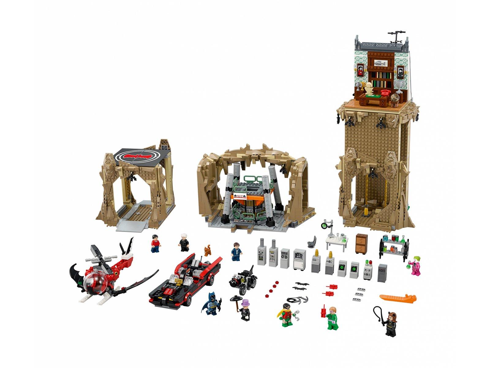 LEGO DC Comics™ Super Heroes Jaskinia Batmana 76052