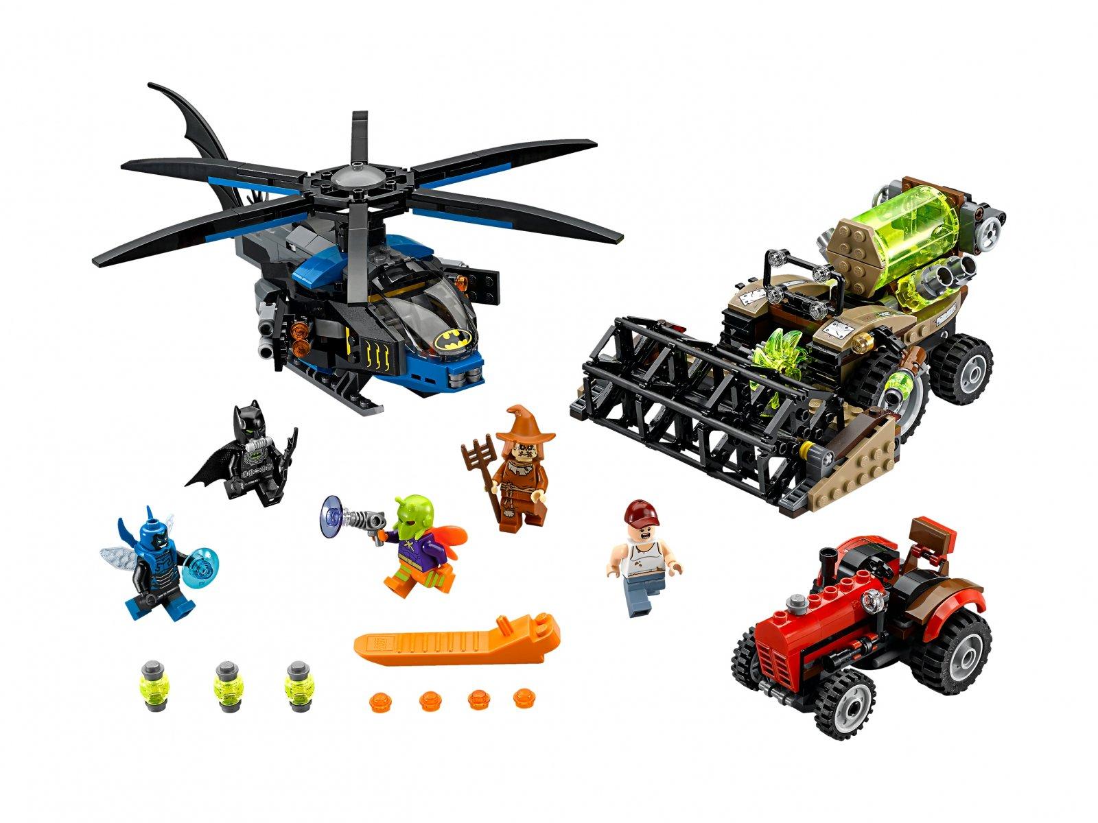 LEGO DC Comics™ Super Heroes 76054 Batman™: Strach na wróble™