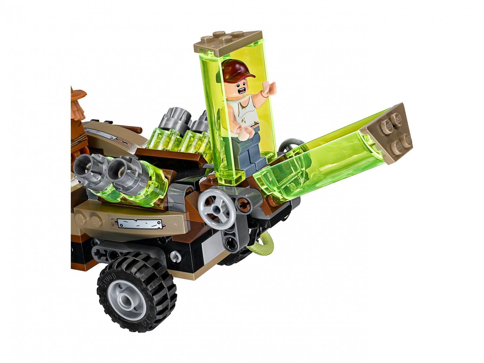 LEGO DC Comics™ Super Heroes Batman™: Strach na wróble™ 76054