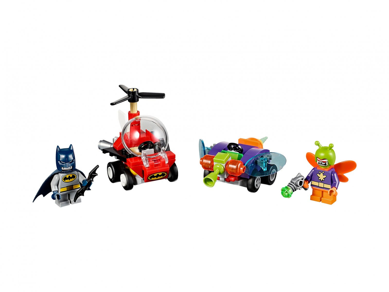 LEGO 76069 Batman™ kontra Killer Moth™