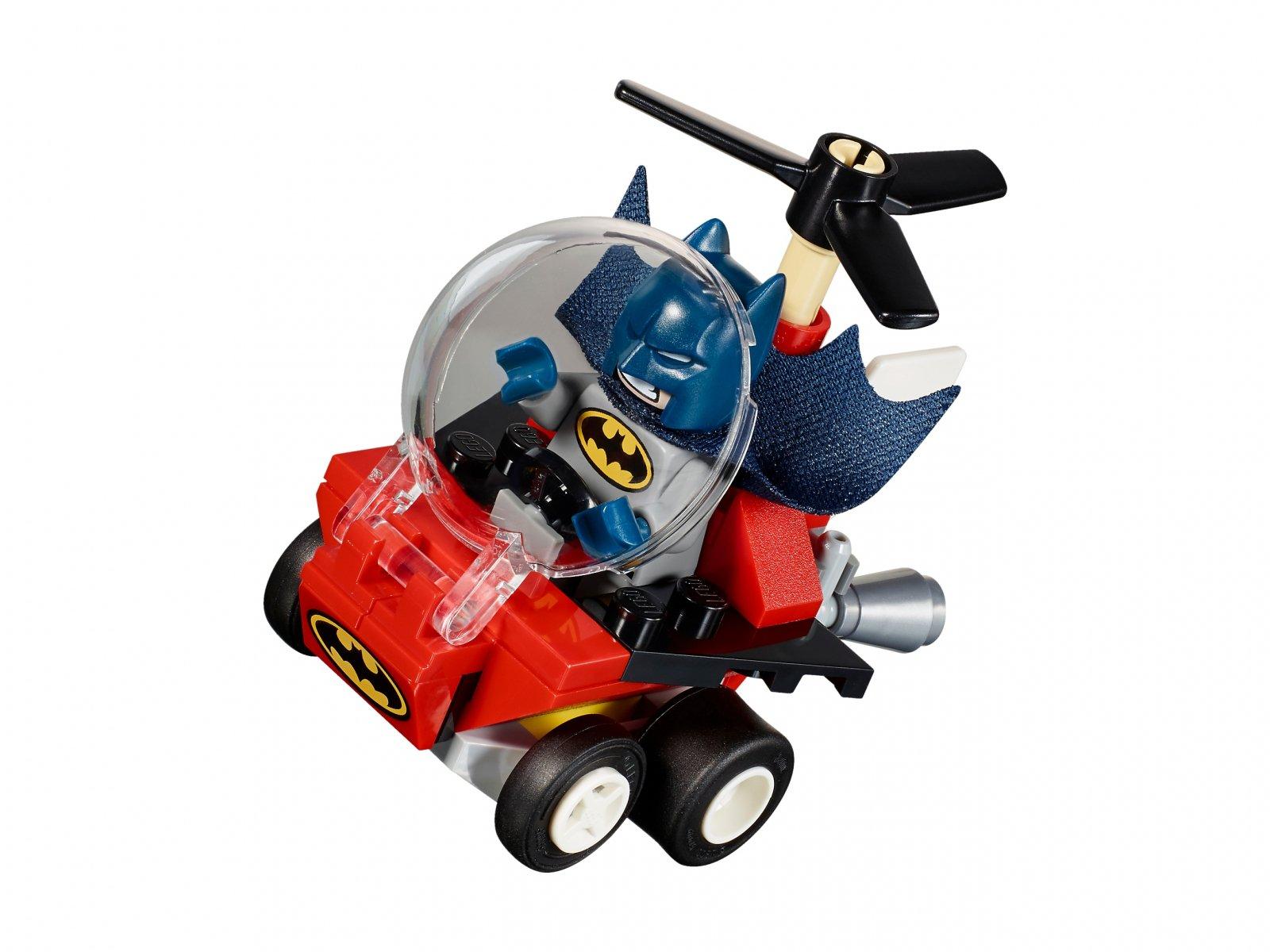LEGO 76069 DC Comics™ Super Heroes Batman™ kontra Killer Moth™
