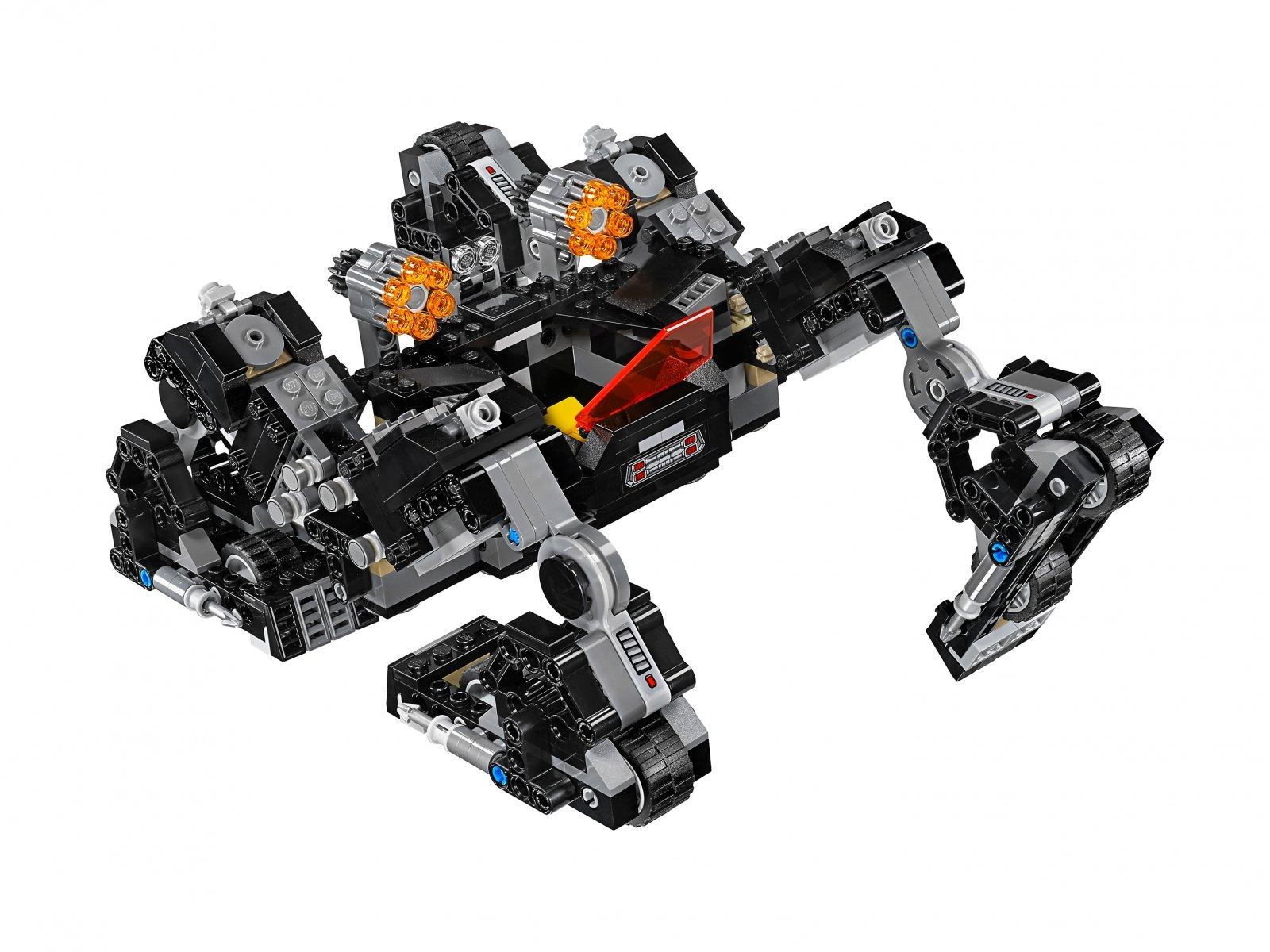 LEGO DC Comics™ Super Heroes Atak Knightcrawlera w tunelu 76086