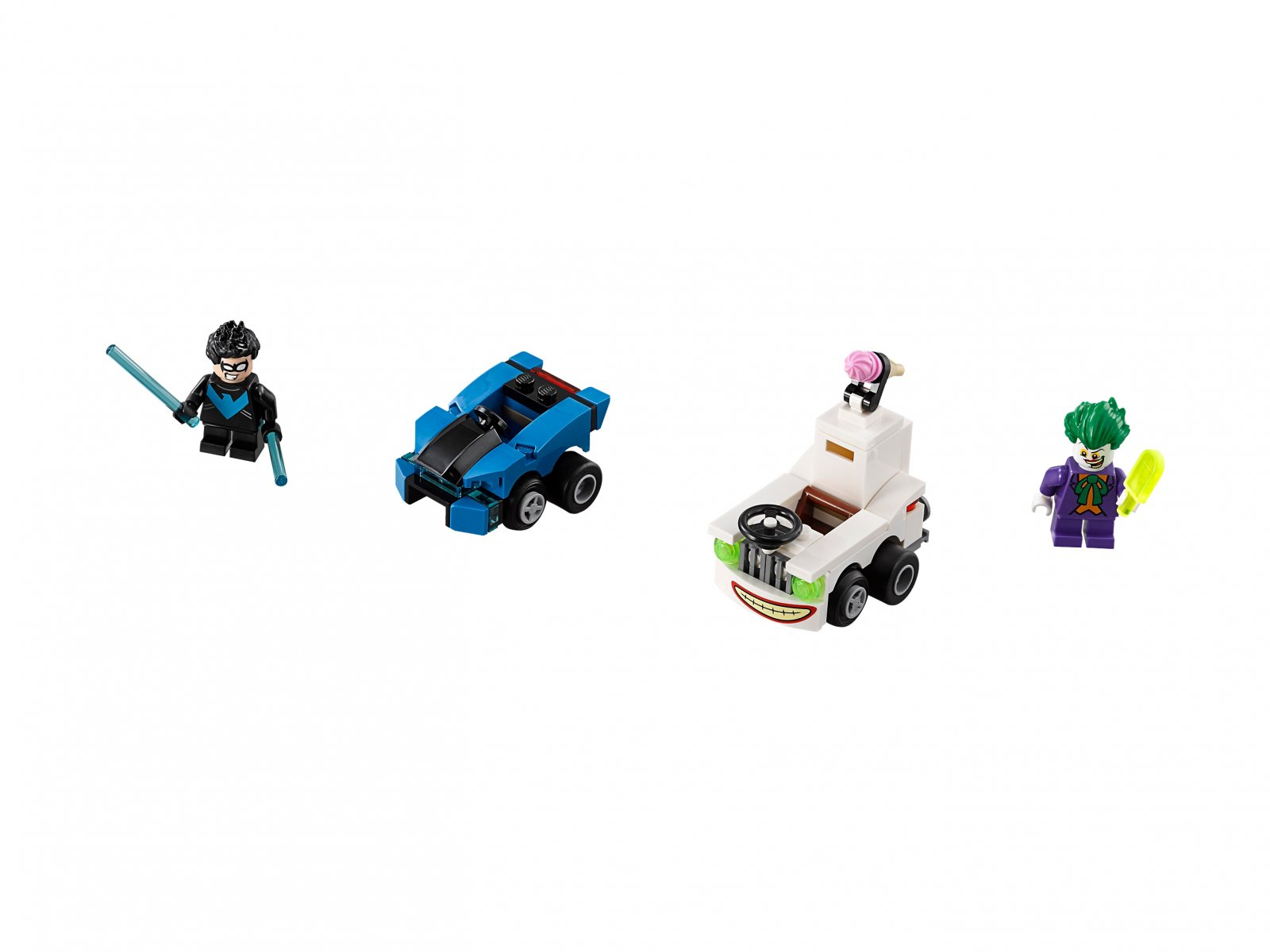 LEGO 76093 Nightwing™ vs. The Joker™