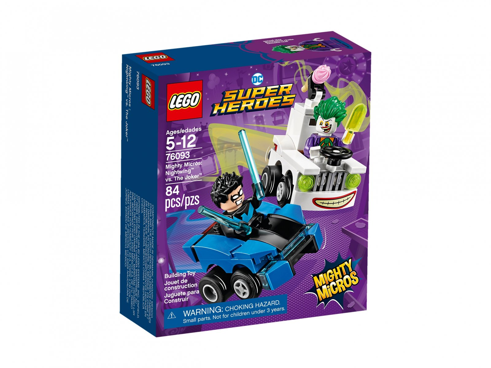 LEGO DC Comics™ Super Heroes Nightwing™ vs. The Joker™