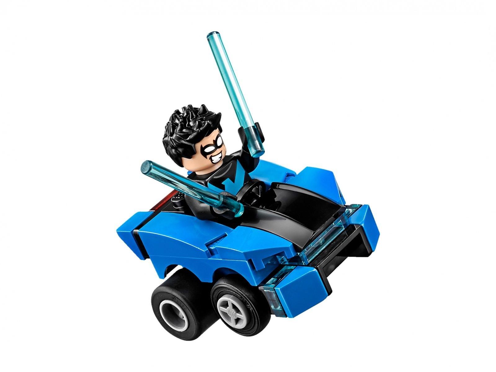 LEGO DC Comics™ Super Heroes Nightwing™ vs. The Joker™ 76093