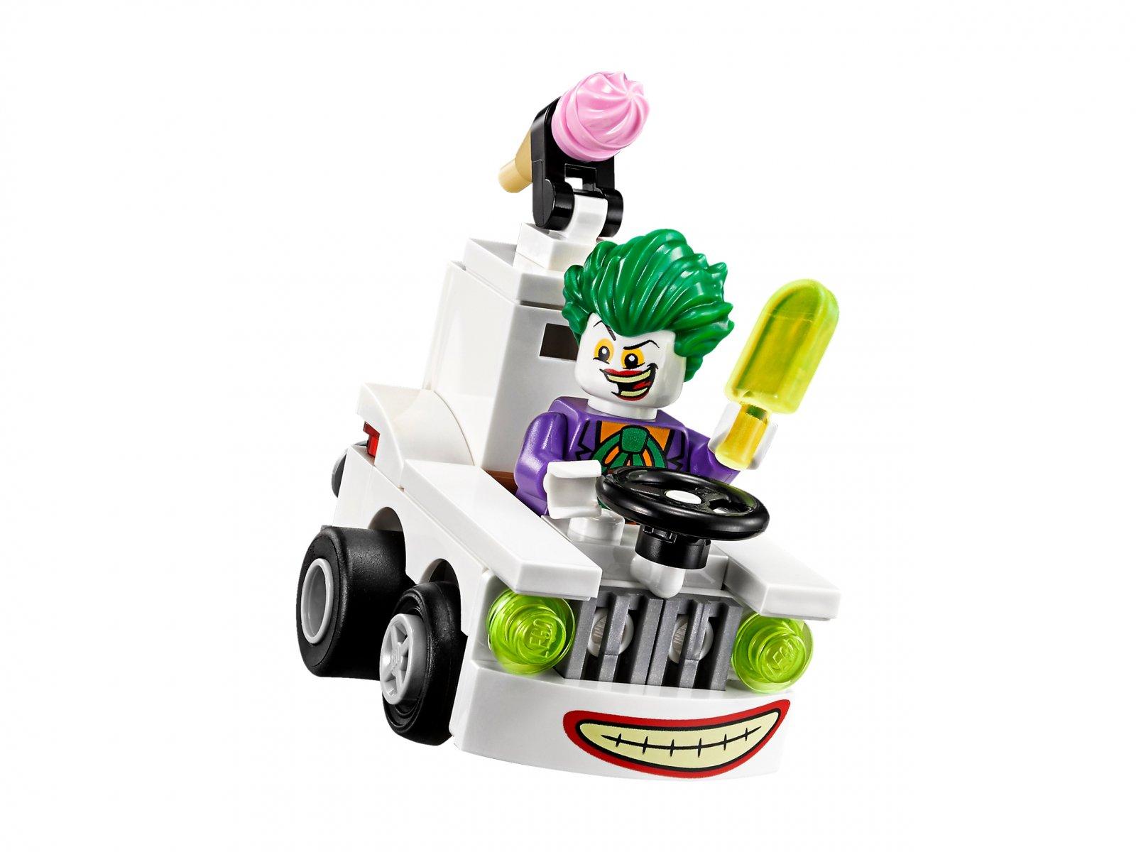 LEGO 76093 DC Comics™ Super Heroes Nightwing™ vs. The Joker™