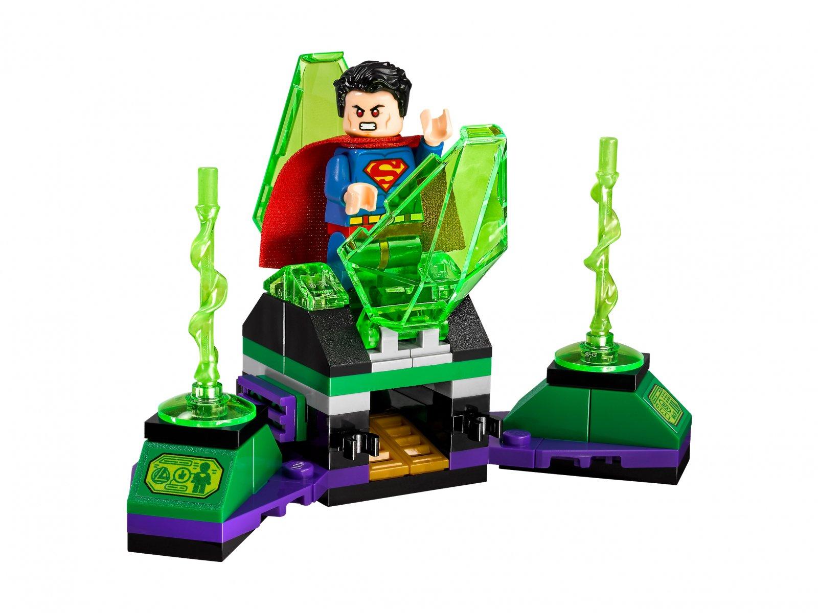 LEGO DC Comics™ Super Heroes Superman™ i Krypto™ łączą siły 76096