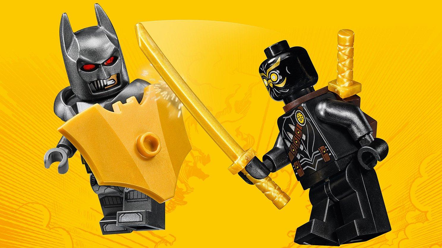LEGO 76110 Batman™: atak Szponów™