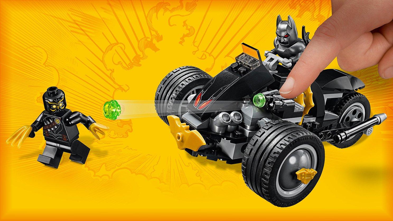 LEGO DC Comics™ Super Heroes Batman™: atak Szponów™