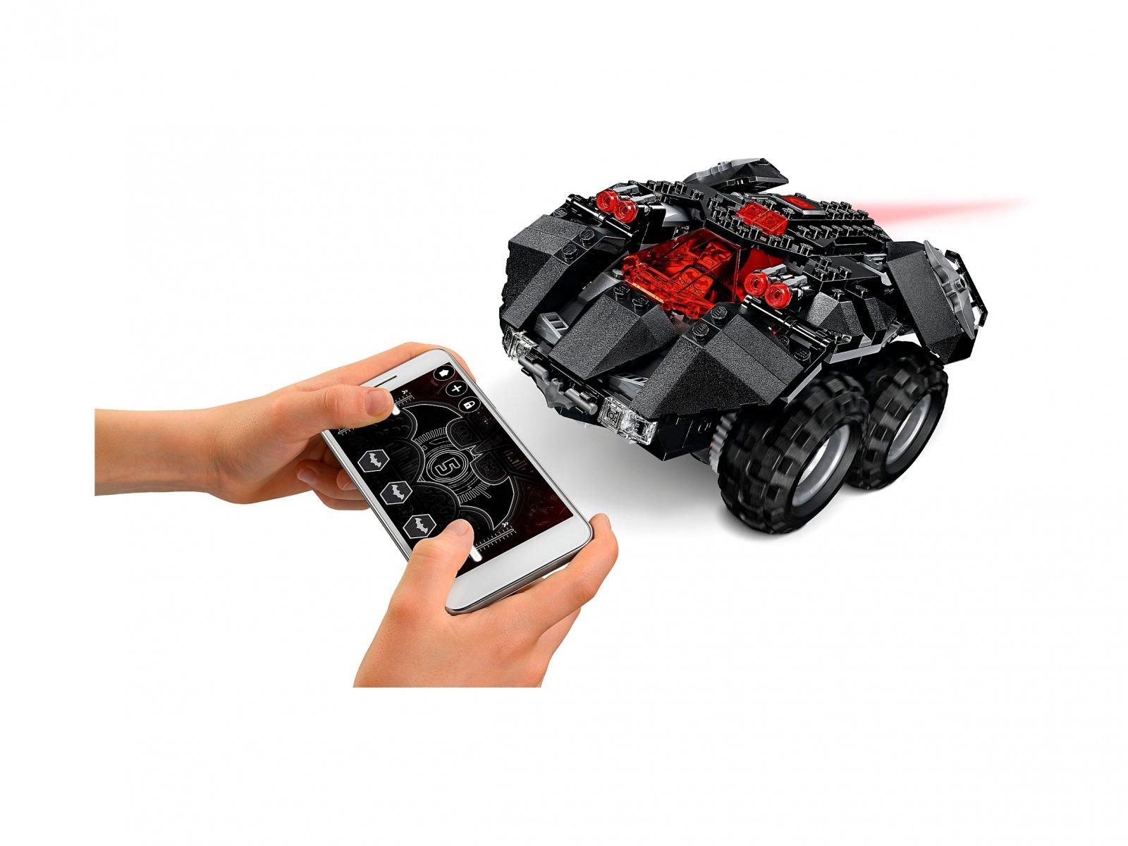 LEGO 76112 Zdalnie sterowany Batmobil