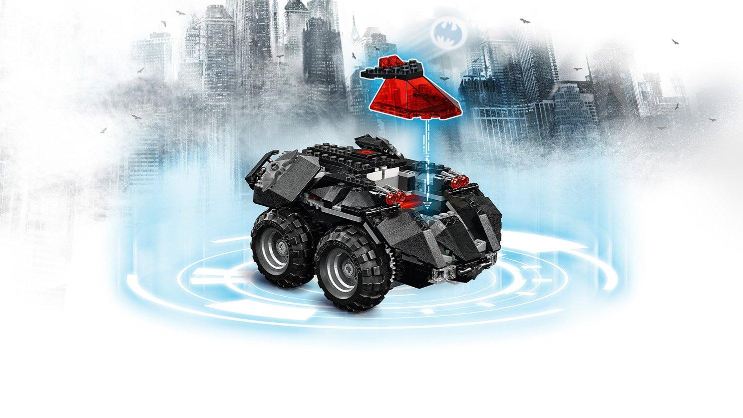 LEGO DC Comics™ Super Heroes Zdalnie sterowany Batmobil